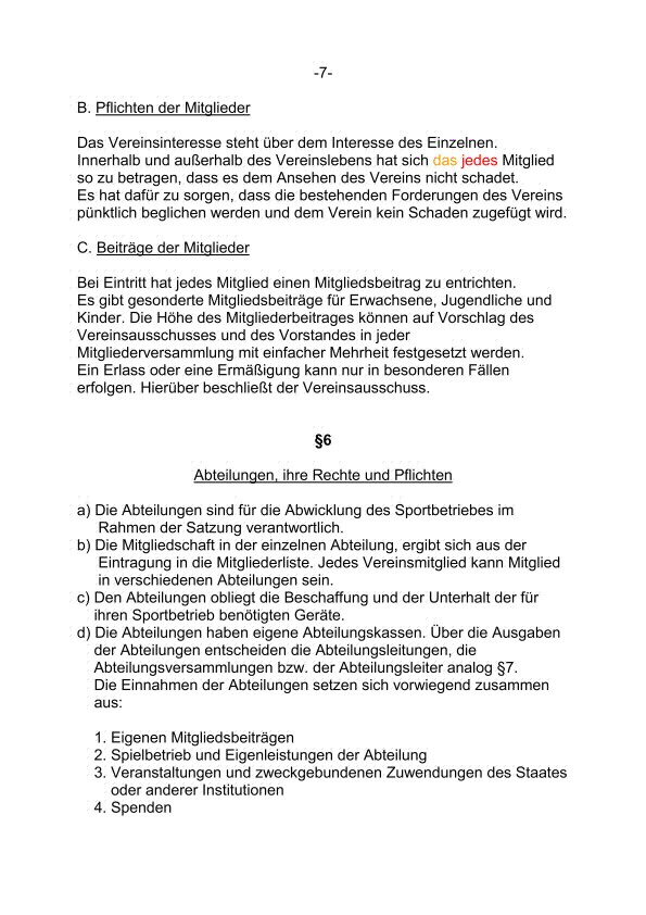 Satzung FC Seestall Neuauflage Aushang final PAGE9