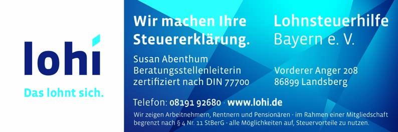 Lohnsteuerhilfe Bayern